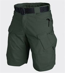 Helikon Tex Utk Urban Tactical Combat Short Pantalon Outdoor Brièvement Jungle Green-afficher Le Titre D'origine Dz9wnjko-07230729-552684152