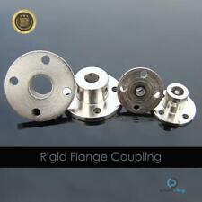 3//4//5//6//7//8//10//11//12//14mm Rigid Flange Coupling Motor Guide Shaft Connector