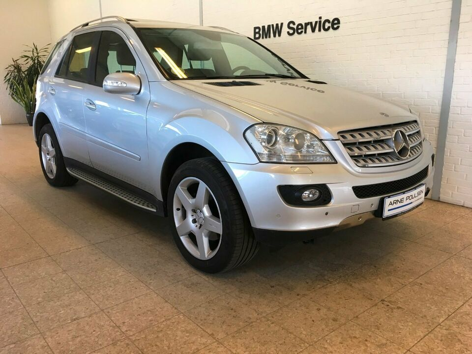 Mercedes ML320 3,0 CDi aut. 4-M,  5-dørs