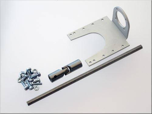 Servonaut preguntamos-Soporte de montaje con cardan joint joint joint y eje de accionamiento-motores GM32  Venta barata