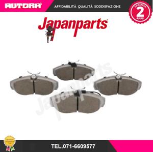 PA0056AF-Kit-pastiglie-freno-a-disco-ant-Citroen-Fiat-Peugeot-MARCA-JAPANPARTS
