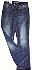 NWT Women's Wrangler Mae 09MWZRT Mid Rise Boot Cut Premium Jeans 13/14 x 34