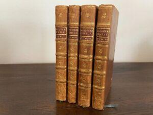 Rousseau Emile ou de l'Education Pädagogik Aufklärung éclaircissement Genf 1788