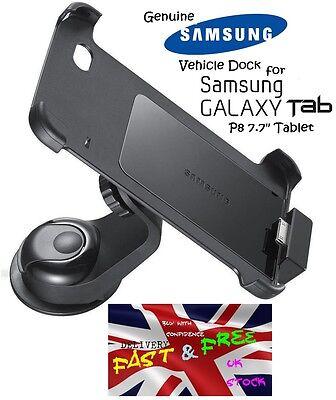 "Samsung Galaxy Tab P8 7.7"" Vehicle Dock / Cradle / Tablet Holder ECS-V980BEGSTD"