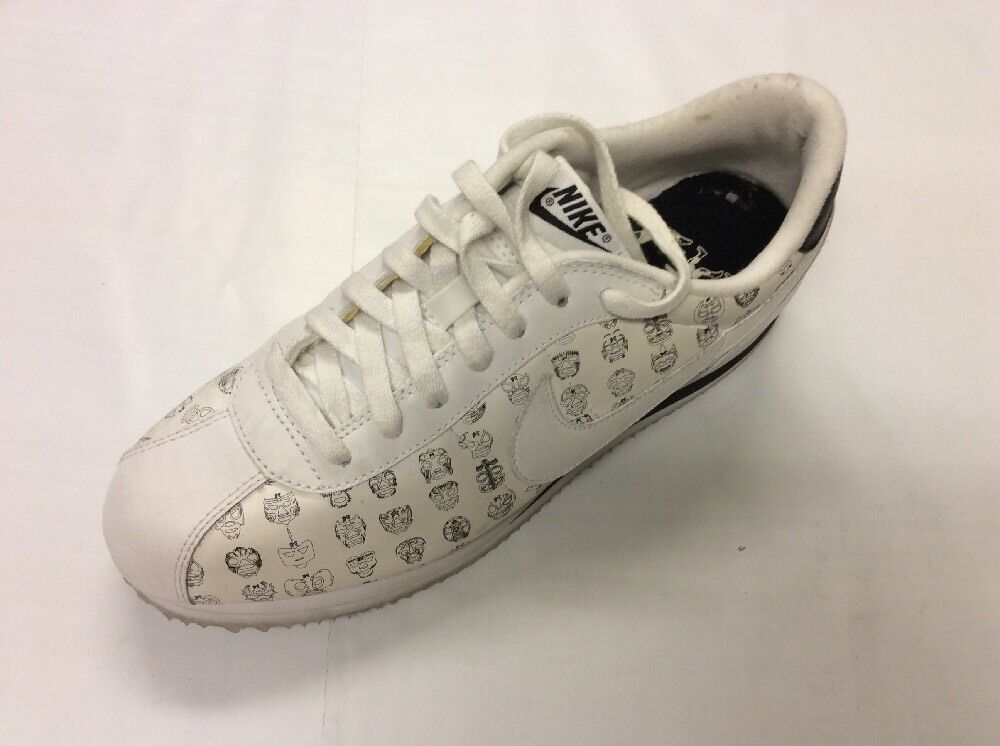 Nike | Cortez Basic Premium Hombre Para | Blanco Negro | Para Hombre Hombre fddb5e