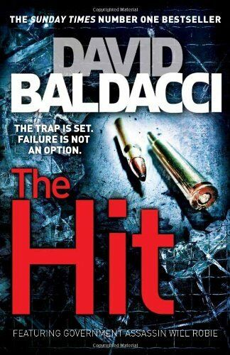 1 of 1 - The Hit (Will Robie series),David Baldacci