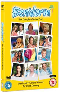 Benidorm-The-Complete-Series-4-DVD-2011-Steve-Pemberton-Allen-DIR-cert-15