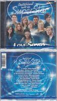 CD--NM-SEALED-DEUTSCHLAND SUCHT DEN SUPERSTAR -2006- -- LOVE SONGS