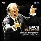 Johann Sebastian Bach - Bach: Great Cantatas (2016)