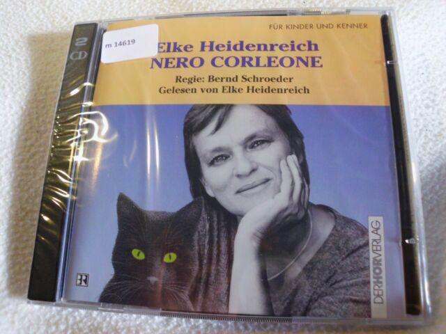 Nero Corleone - Elke Heidenreich - Doppel CD - OVP