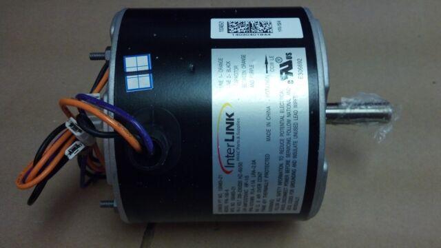 Fan Motor  Condenser  Air Conditioner Motor  1  5 Hp  208
