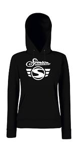 Hooded Simson Ddr I Funny Geschreven Logo Sweatshirt Said Girlie 1H1FU7