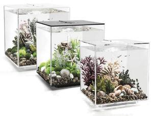 Le filtre d'aquarium noir / blanc / clair d'aquariums de Mcr 60l de cube de Biorb a mené l'éclairage
