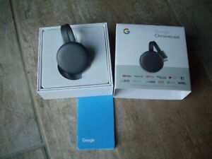 Google Chromecast 3ème génération