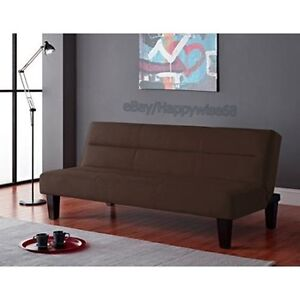 Image Is Loading Kebo Futon Sofa Bed Brown Color Elegant Modern