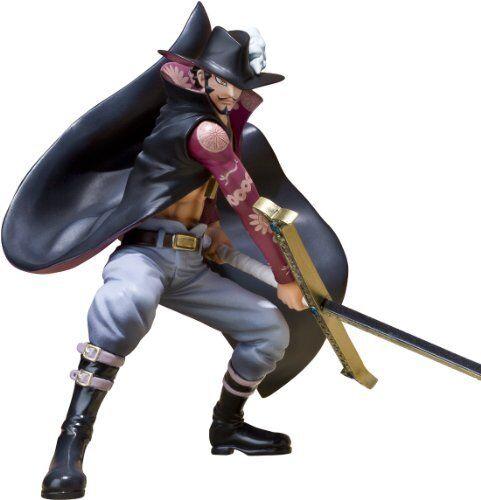 Tamashii nationen  dracule mihawk  ein stück - figuarts null (kampf - version)