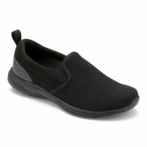 Vionic Agile Kea Women/'s Suppotive Slip-ons Black//black 8 Wide