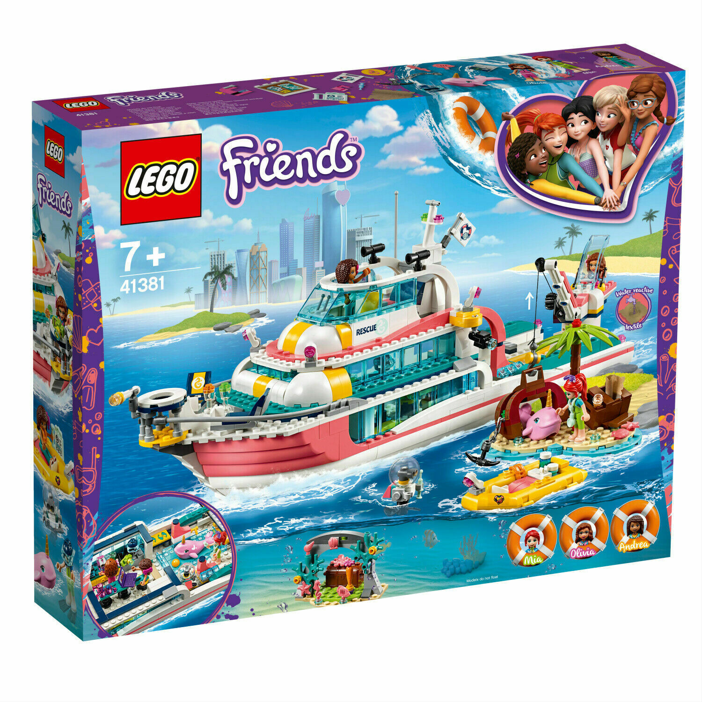 Lego Friends 41381 - Rettungsmission Stiefel NEU OVP