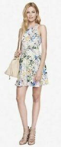 EXPRESS-WATERCOLOR-FLORAL-DRESS
