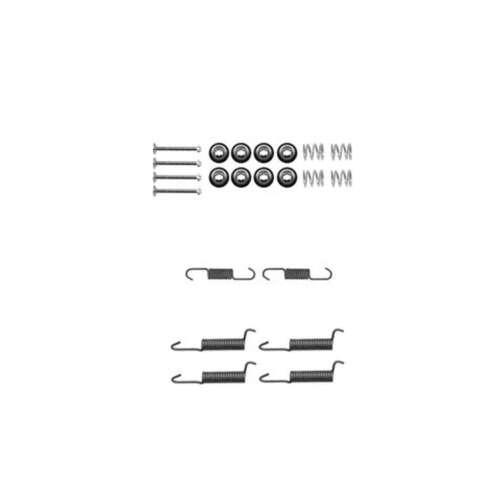 Fits Mitsubishi SHOGUN MK3 3.2Di-D Delphi Arrière Frein De Stationnement Chaussure Kit D/'Accessoires