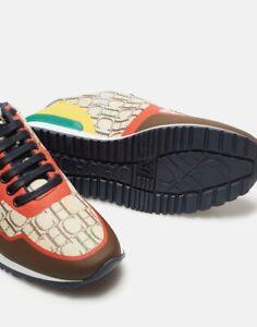 Deportivas-Sneakers-CH-Carolina-Herrera-Talla-39-Nuevas-Originales-Chiribitas