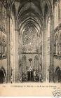 CPA 80 AMIENS la cathédrale rosace du transept