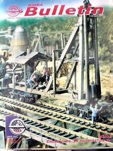 NMRA BULLETIN - Publication of National Railroad Association n°2 1995