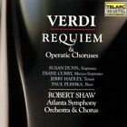 Verdi: Requiem & Operatic Choruses (CD, Mar-2004, 2 Discs, Telarc Distribution)