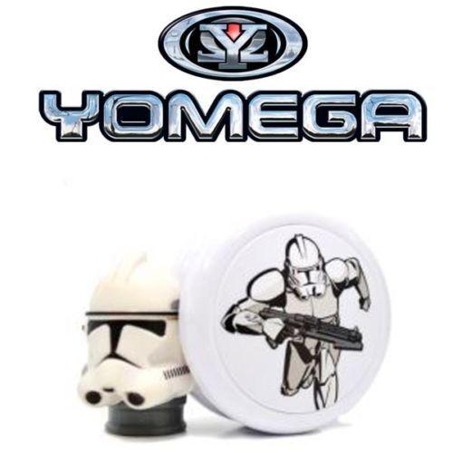 Star Wars String Bling Fireball Yo-yo includes Pvc Character Ring /& Extra String