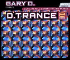GARY D. = D TRANCE 1 / 2000 = Mikado/Baltes/Lopez/Kyau/Krizz...=3CD= HARD TRANCE