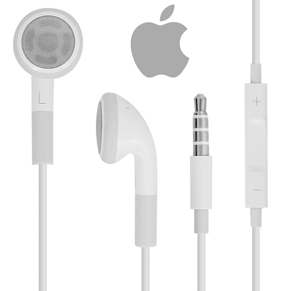 in-ear hovedtelefoner, Apple, EarPods
