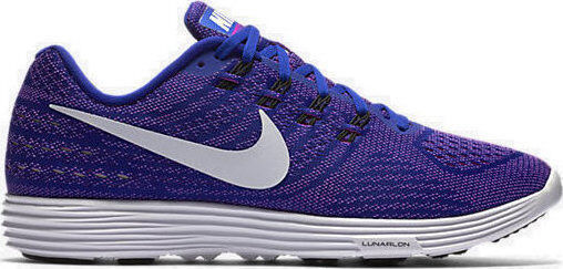 Nike Lunartempo 2 Men's Running Shoes Size 13 Concord/Hyper Violet/White 818097-