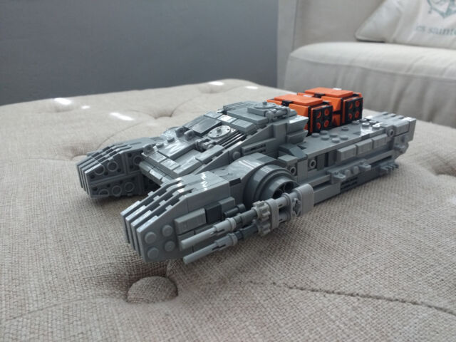 Ucs Lego Imperial Hover Tank Tx 225 Gavr Occupier Rogue One