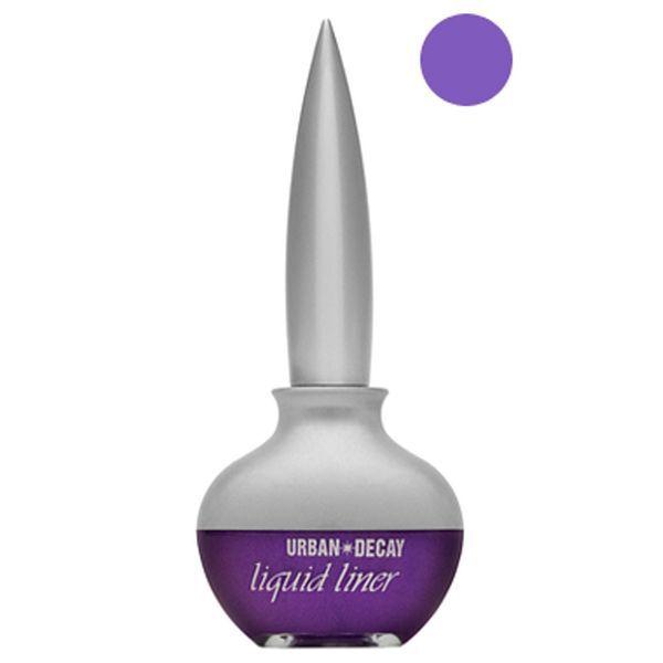 Urban Decay Liquid Eyeliner Eyeshadow Ecstasy Purple Full