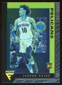 2019-20-Jaxson-Hayes-Panini-Chronicles-Flux-RC-592-New-Orleans-Pelicans-A
