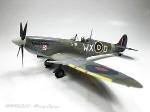 Details about Spitfire MK IX Polish 303 Squadron - 1:48 - built and painted