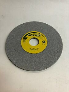 Box Of 10 7 X 1 X 1 1//4 Norton Grinding Wheel