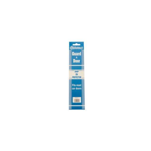 "Universal 12/"" Snap On Clear Door Guard Edge Protector Bump Strip GD41//12"
