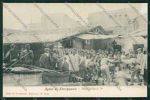 Trapani-Favignana-Pesca-Tonno-REUSTAURATA-cartolina-QQ0788