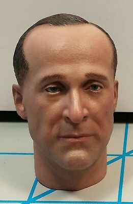 """DID WWII German Medic Peter Head Sculpt 1//6 Scale Toys 3R for 12/"""" Action Figures"""