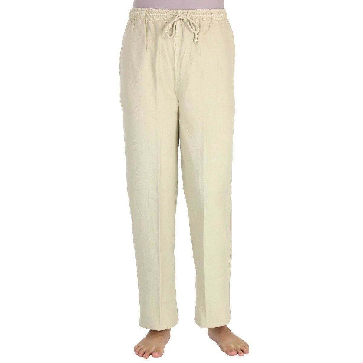 Ladies Canton Cotton Pants - Sea Breeze - 100% Cotton - Made in USA