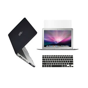 3in1-BLACK-Rubberized-Hard-Case-for-Macbook-Pro15-A1398-Retina-display-Key-LCD