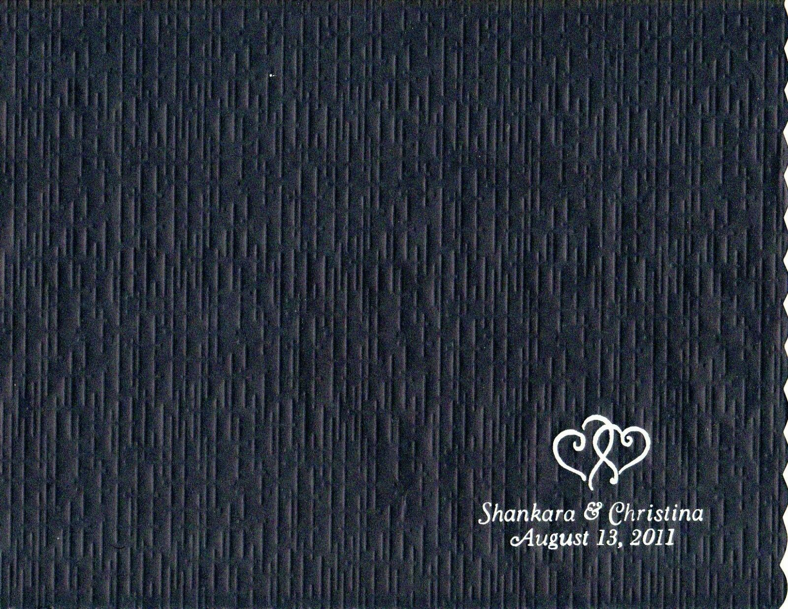 300 Personalized printed 24  Paper placemats wedding 10  x 14  Graduation shower