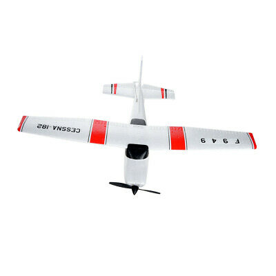 WLtoys F949 CESSNA-182 2.4G 3CH RC RTF Airplane Aircraft Fixed Wing Plane HU