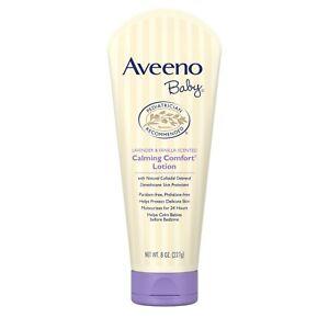 AVEENO-Baby-Lavender-Vanilla-Calming-Comfort-Lotion-8-oz