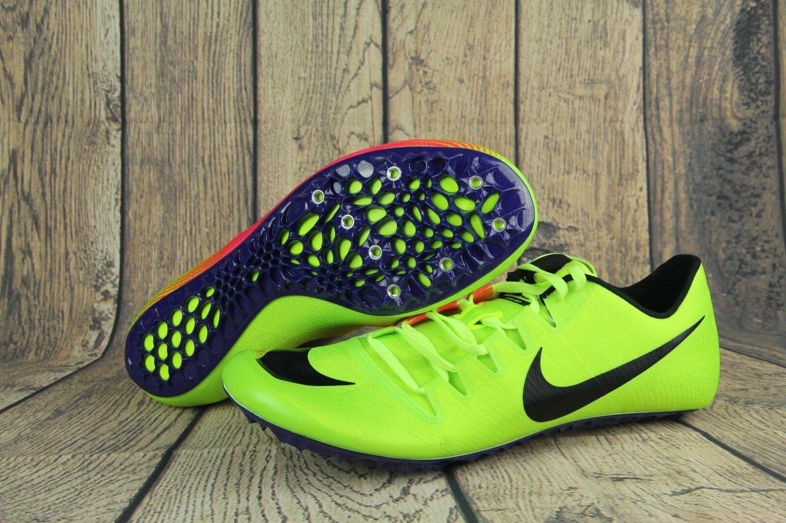 Nike zoom - spikes fliegen 3 track läuft spikes - oc rio - volt - rosa schwarz 882032-999 sz 7a06f5