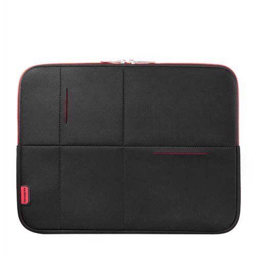 """Black//Red 31cm SAMSONITE AIRGLOW Sleeves 15.6/"""""""