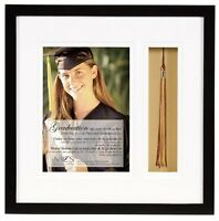 Mcs Graduation Shadow Box Frame With Tassel Insert, New, Free Shipping on sale
