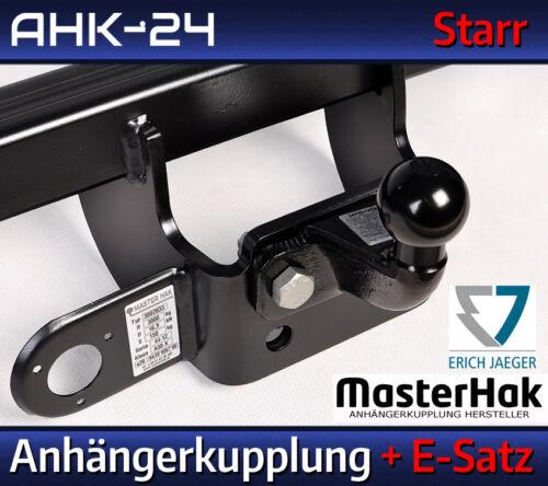 13-ESatz Anhängerkupplung AHK starr Fiat Ducato 250 Kasten//Bus Bj 06-11 spez