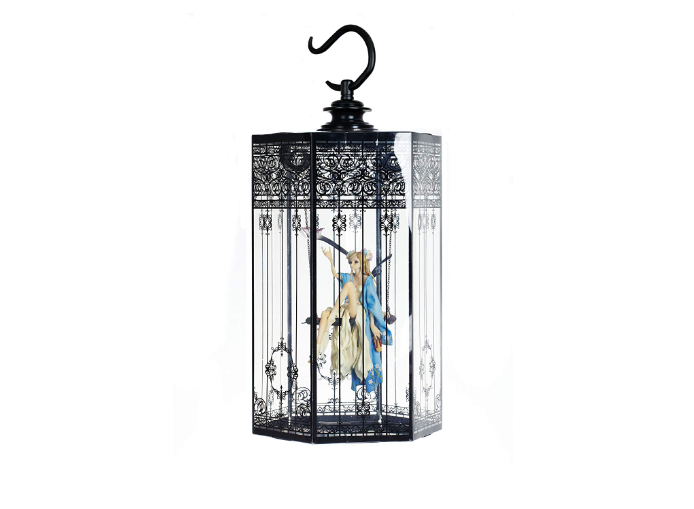 Auteurs Torikago No Shoujo PVC Birdcage Girl Bird Cage Girl